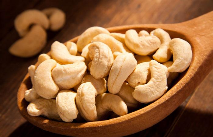 مقدار مصرف بادام هندی در روز