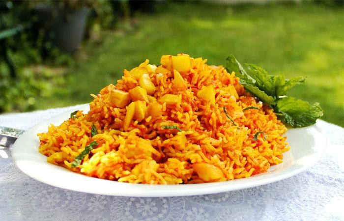 پلوی استانبولی-غذای ایرانی-وبلاگ هفت مغز-فروشگاه اینترنتی آجیل و خشکبار هفت مغز