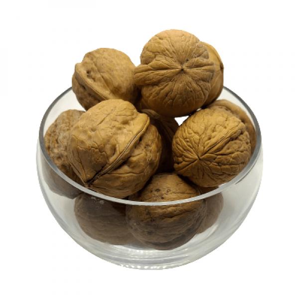 گردو با پوست ایرانی هفت مغز-خرید گردو با پوست ایرانی اعلاء -فروشگاه اینترنتی آجیل و خشکبار هفت مغز