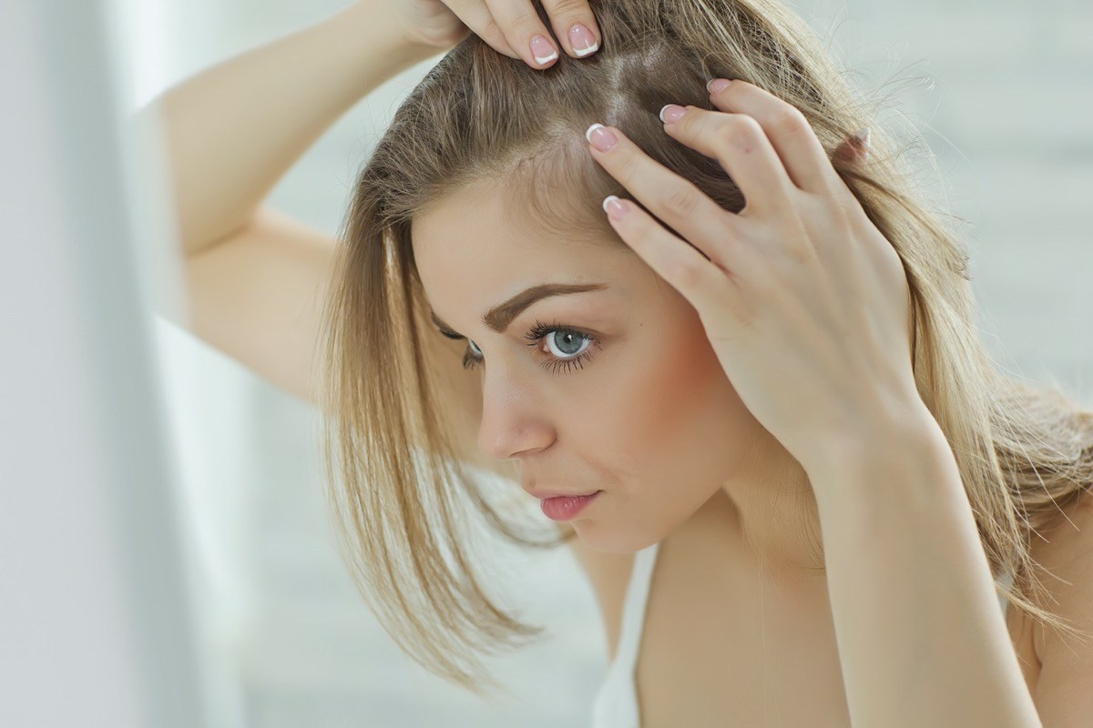 خواص پسته برای مو