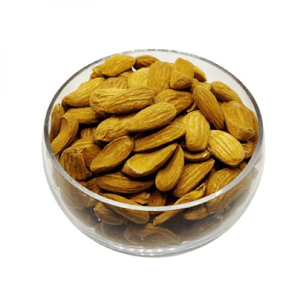 خرید بادام درختی مامایی خام-بادام مامایی خام-فروشگاه اینترنتی آجیل و خشکبار هفت مغز