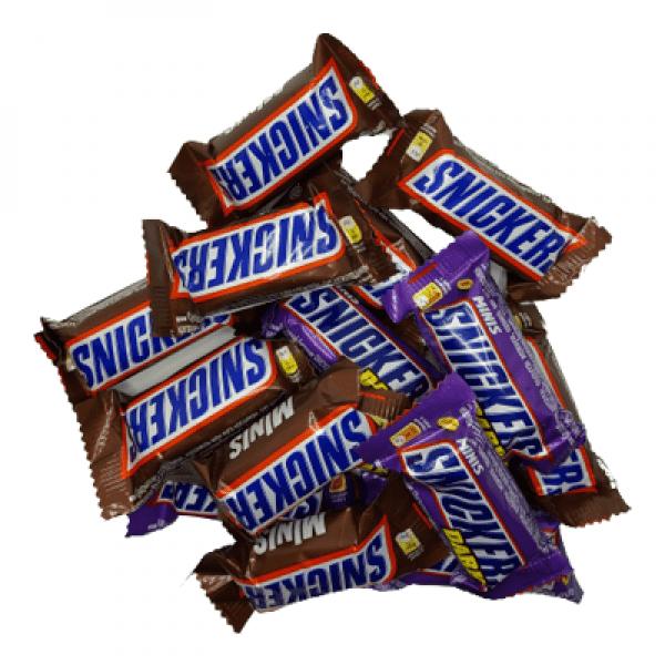 فروش شکلات فله اسنیکرز-شکلات-قیمت شکلات مخلوط اسنیکرز-فروشگاه اینترنتی هفت مغز