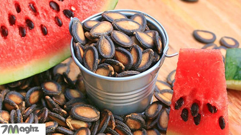 انواع تخمه هندوانه