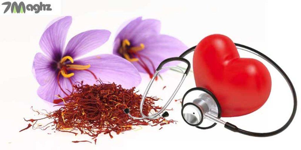 خواص زعفران برای فلب و خون رسانی