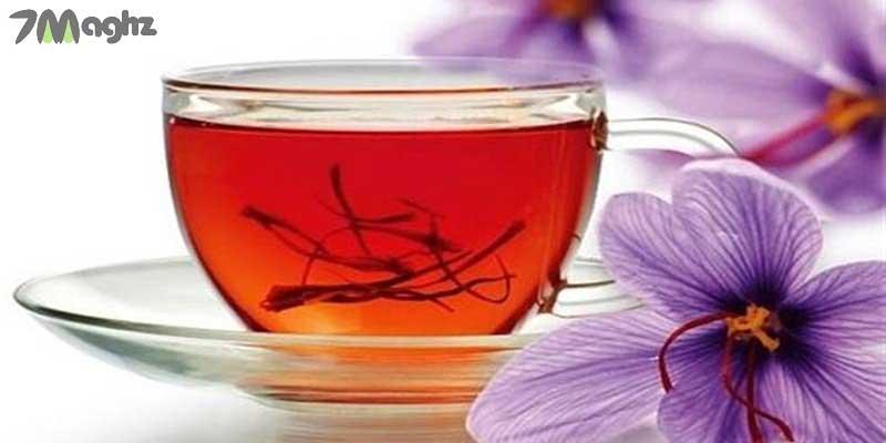 چای زعفران؛ مناسب برای اعصاب شما