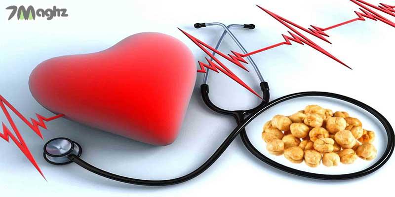 تاثیر نخودچی روی فشار خون