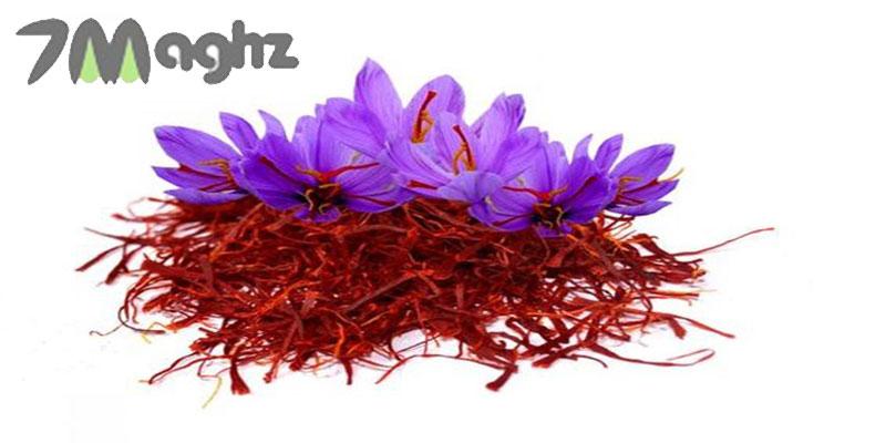 خواص پودر گلبرگ زعفران