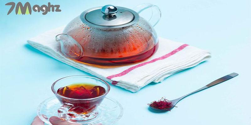 چای زعفران چه خواصی دارد و چگونه درست می شود