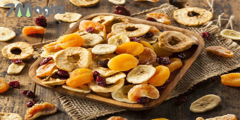 طرز تهیه میوه خشک خانگی