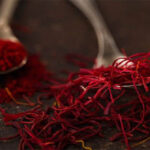 دمنوش زعفران برای قاعدگی